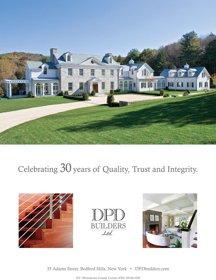 Bedford Magazine ad for DPD Builders